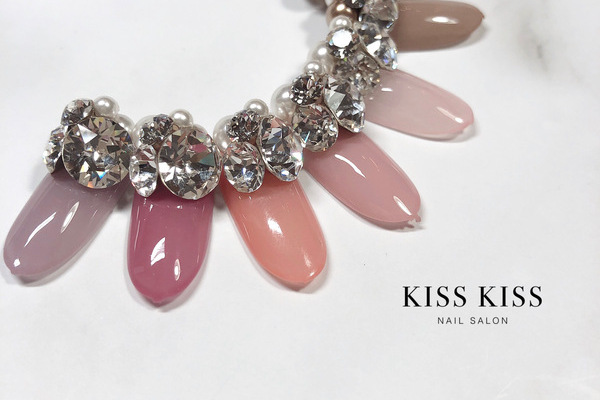NAIL SALON KISS KISS
